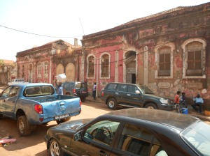 The Streets of Bissau