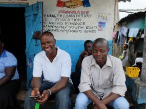 Accountability Lab Liberia staff